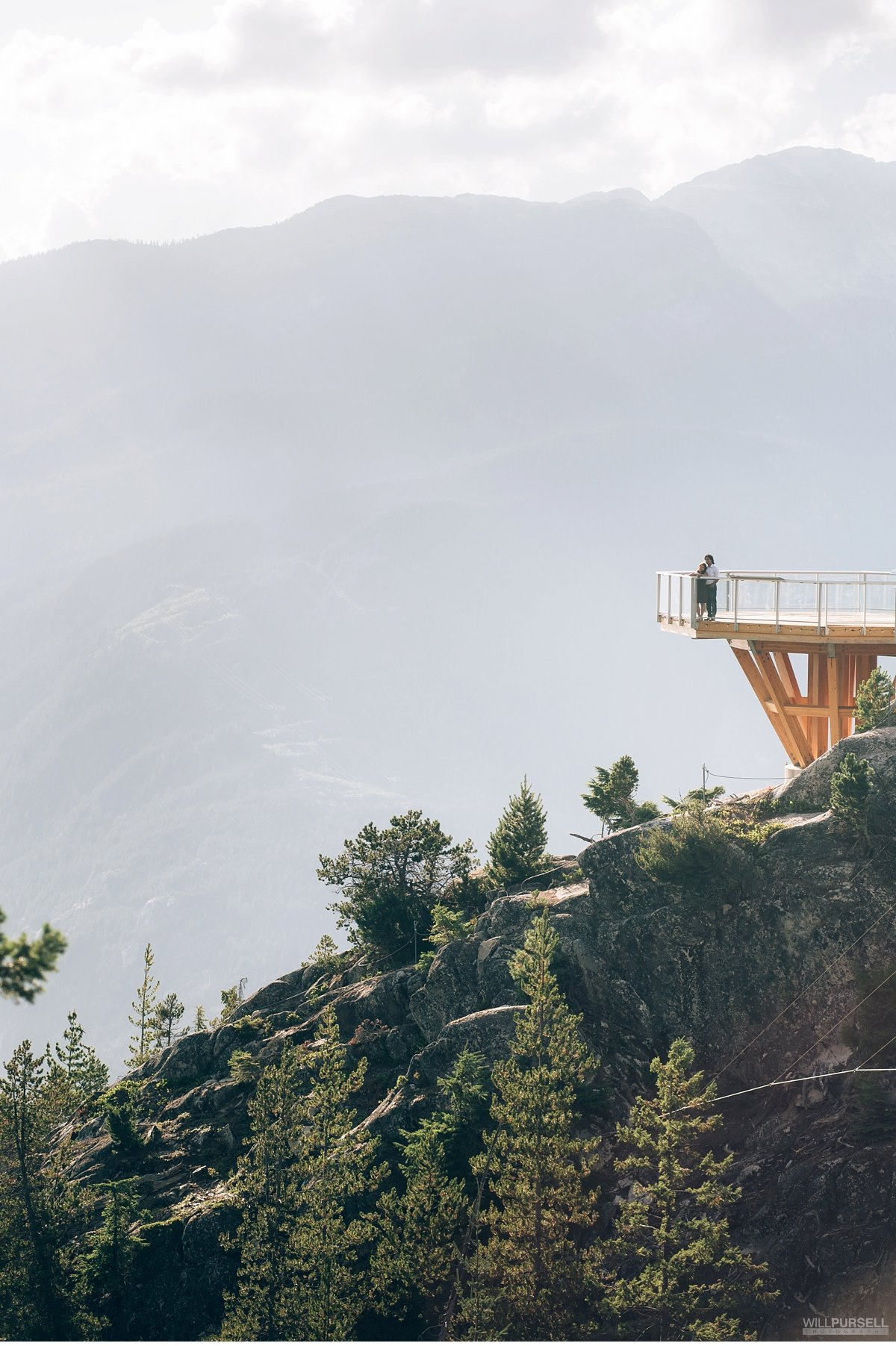 sea to sky gondola platform