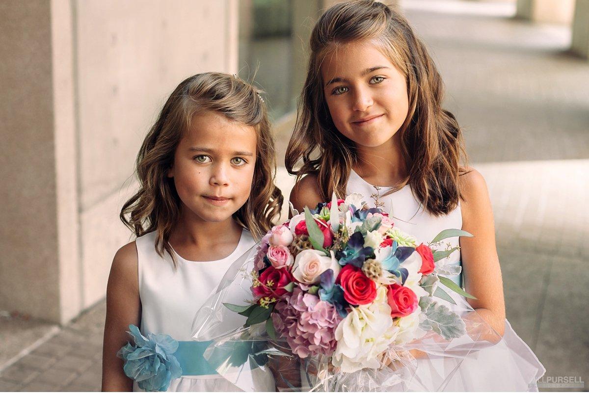 vancouver flowergirls