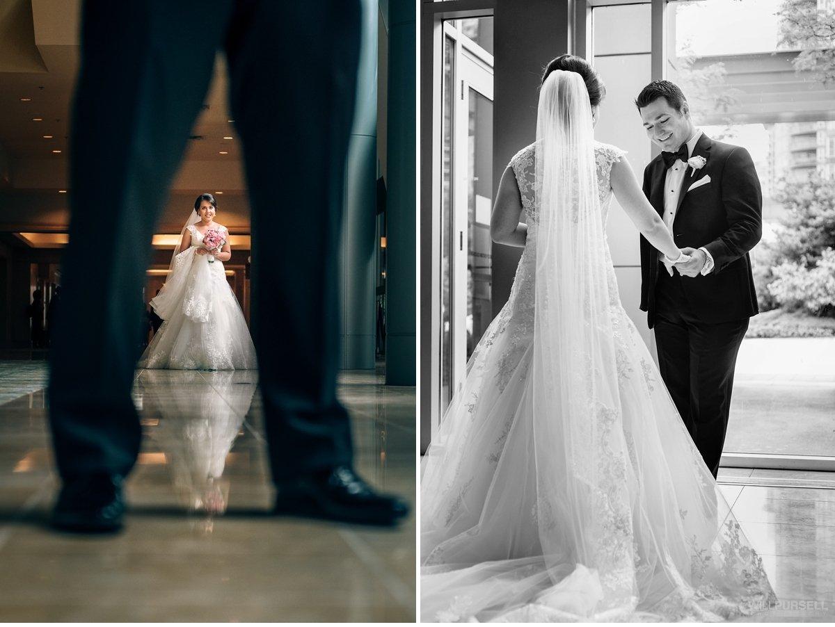 westin wedding vancouver