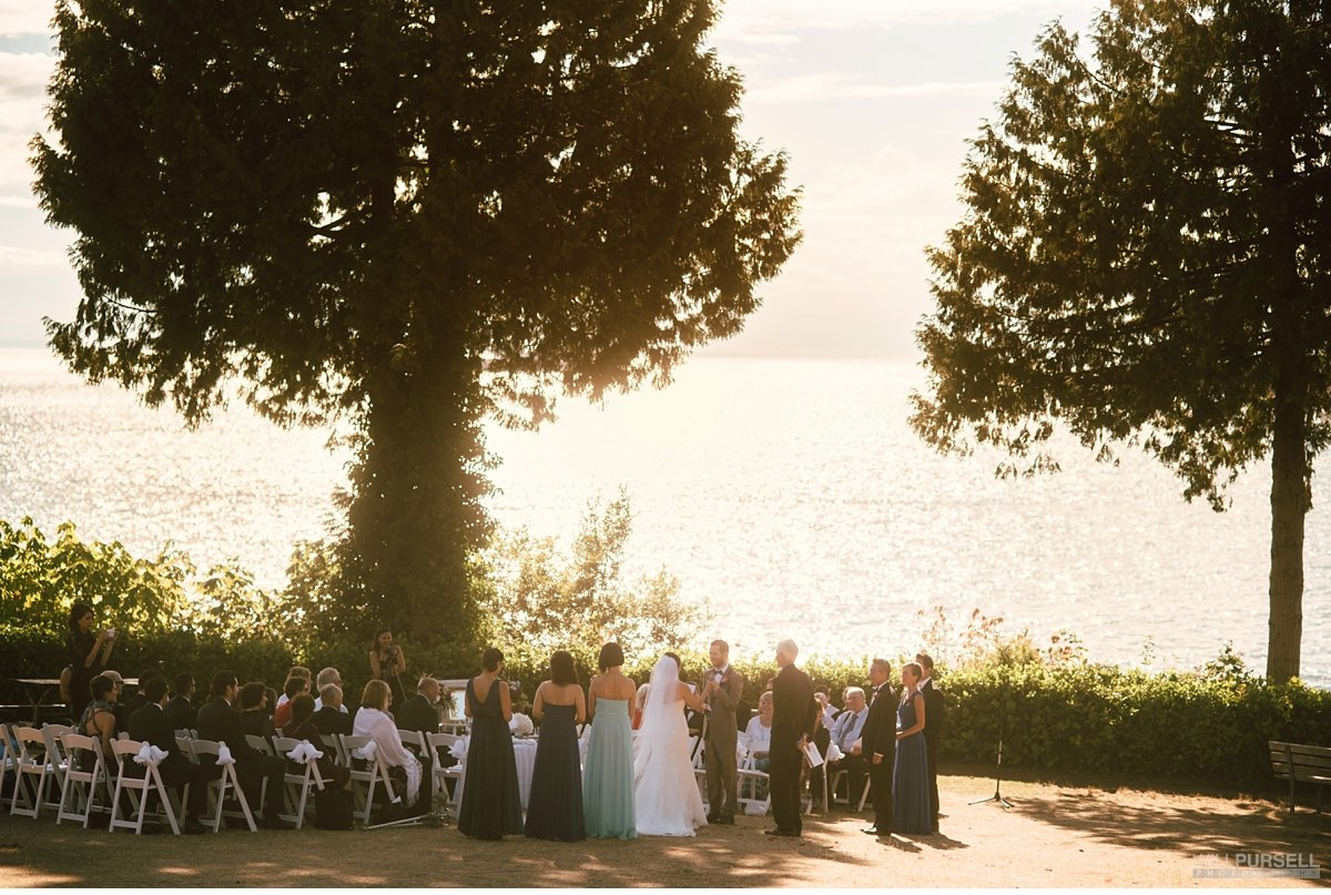 stanley park outdoor ceremony