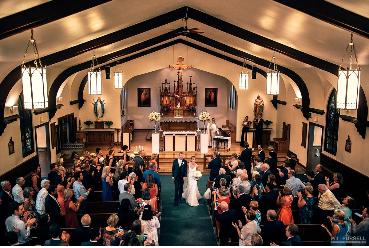 sts peter and paul church wedding