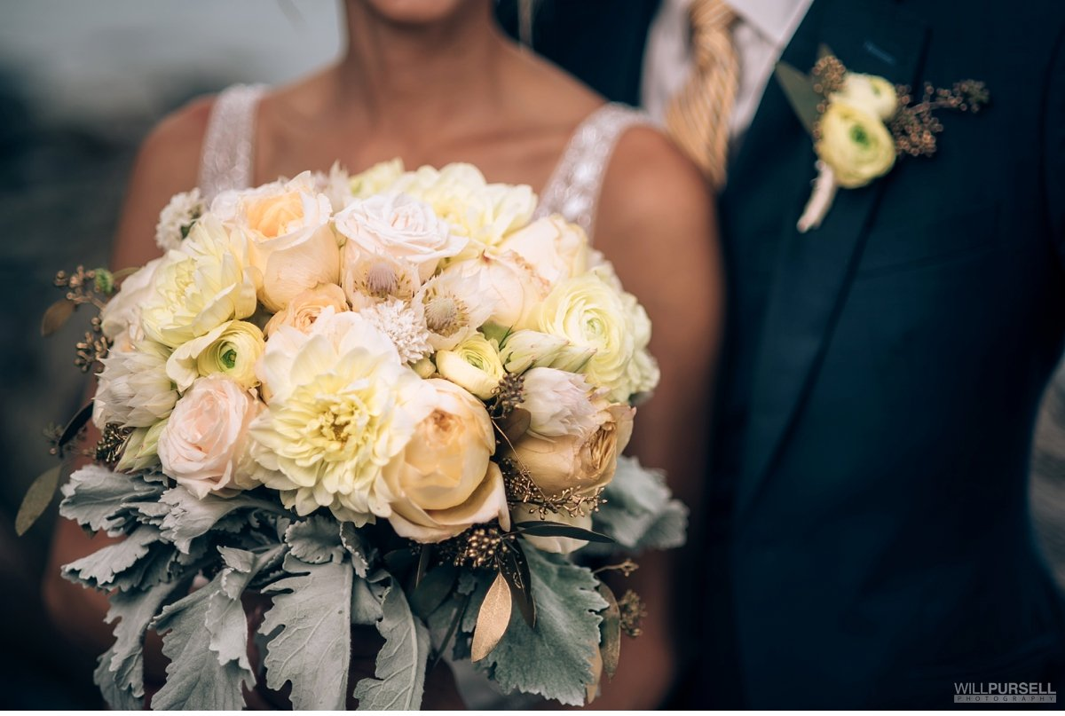 vancouver wedding bouquet