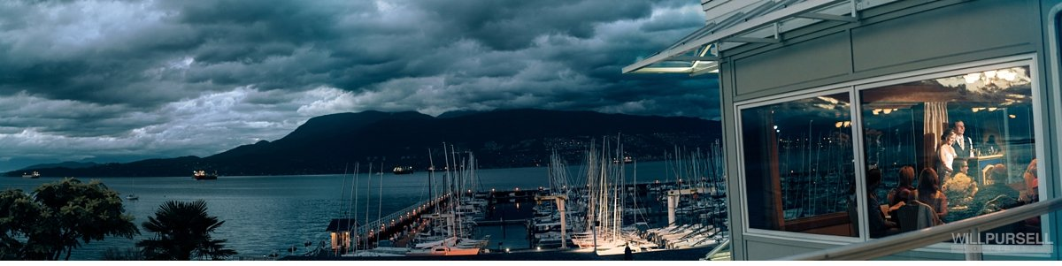 best views Vancouver wedding venue
