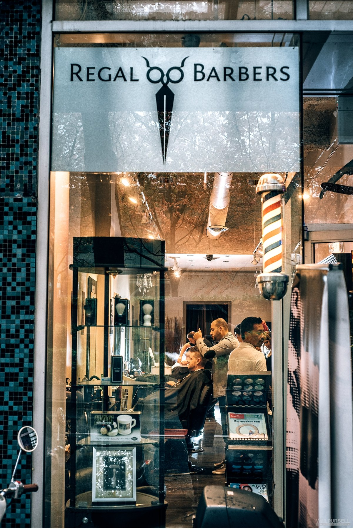 wedding barbershop