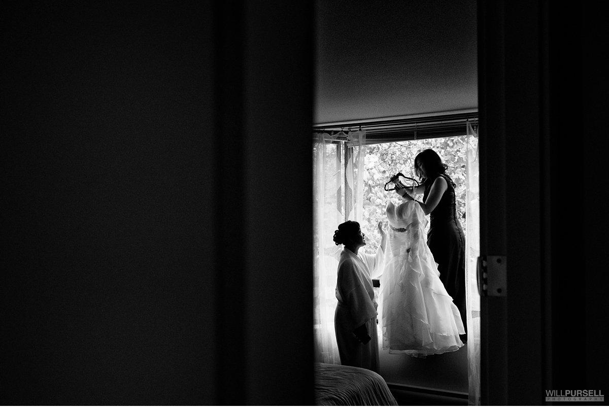 richmond wedding dress