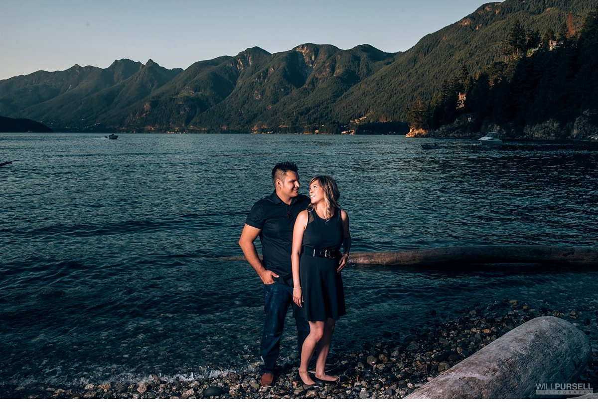 horseshoe bay engagement