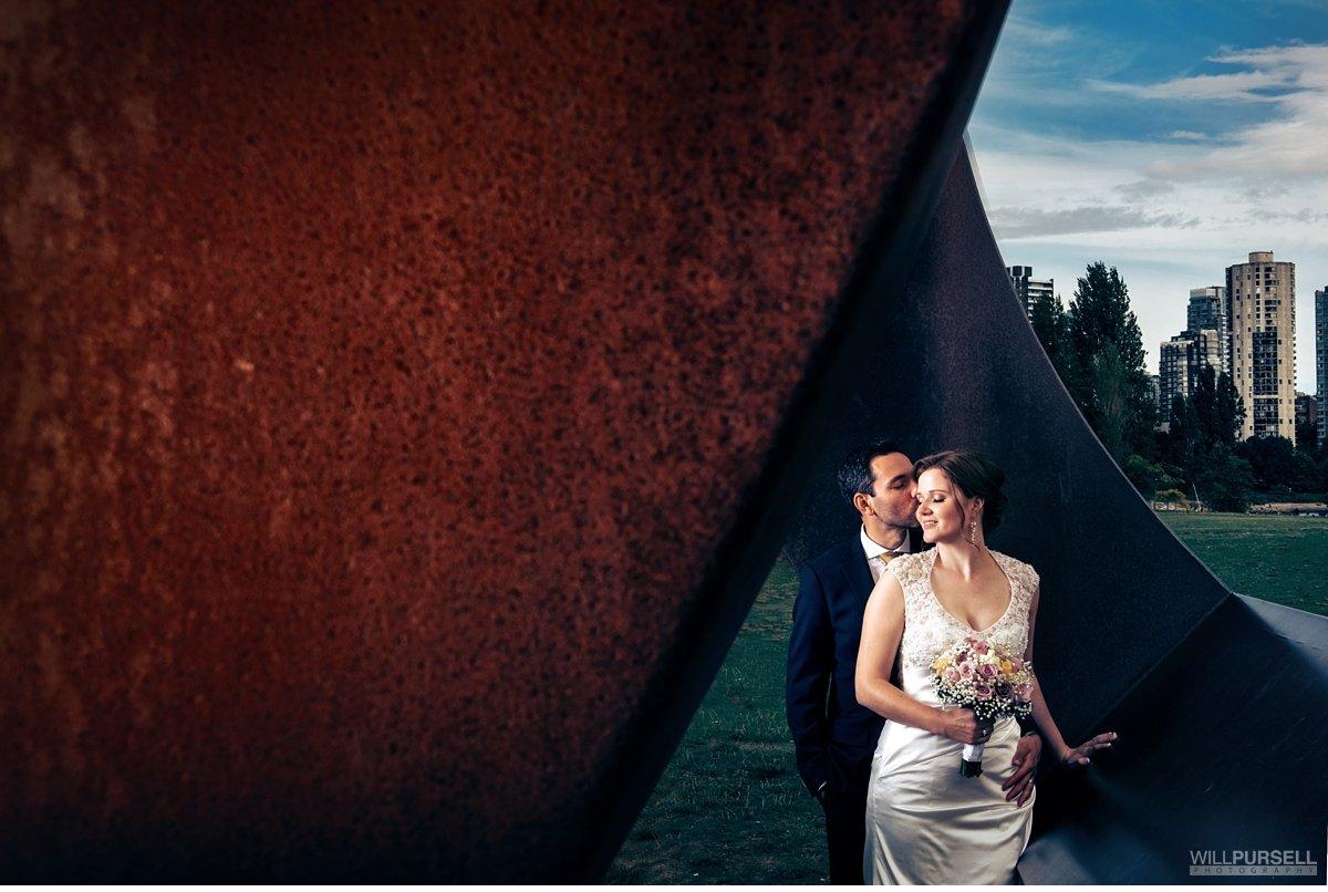 vanier park vancouver wedding