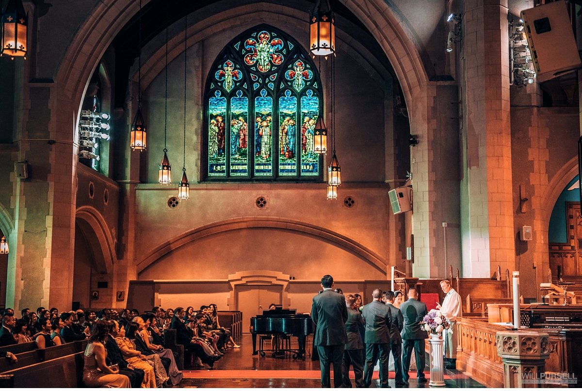 St Andrews Wesley vancouver wedding