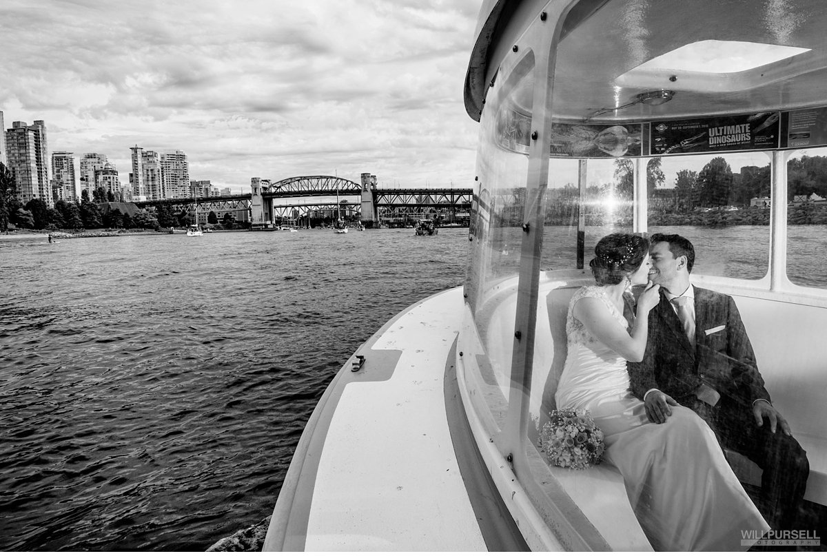 wedding seabus