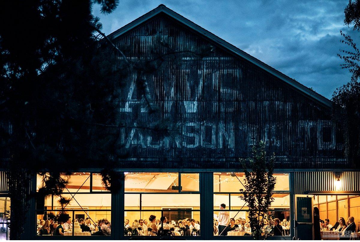 false creek community centre wedding venue