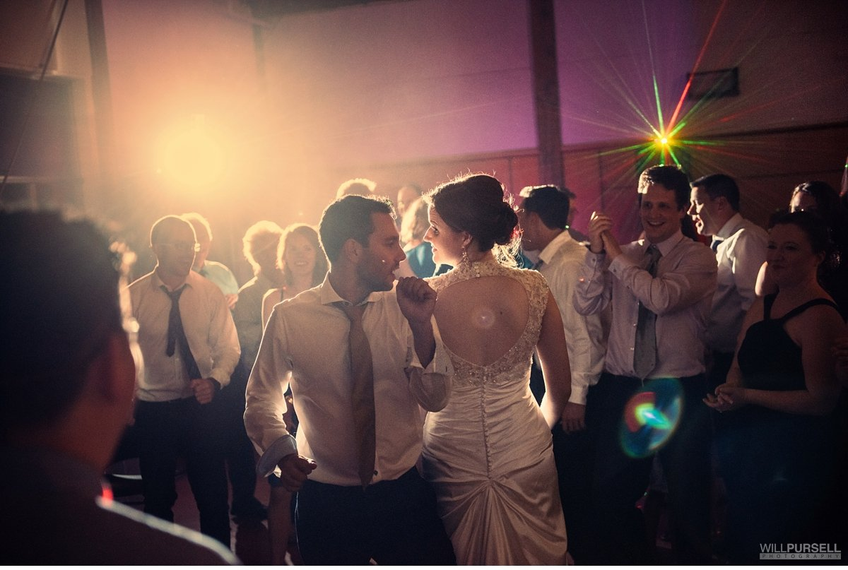 community centre wedding