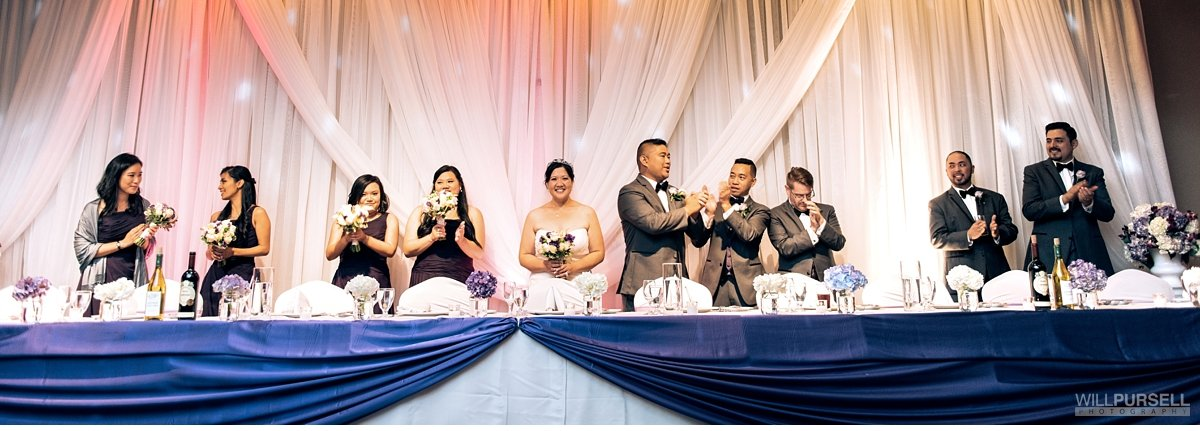 Riverside Banquet Hall Wedding