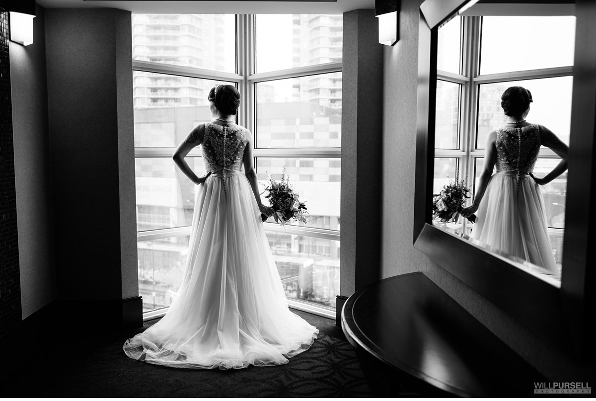 new westminster bridal photos