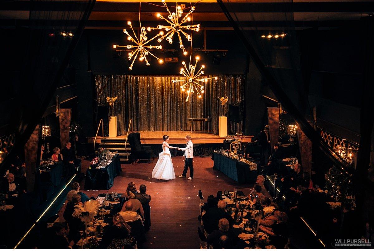 the metro new west wedding