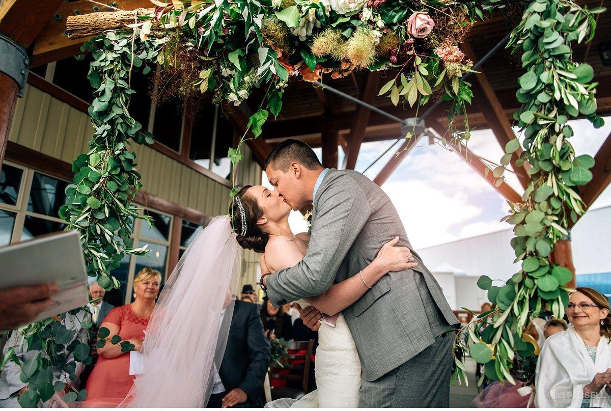 roundhouse whistler wedding