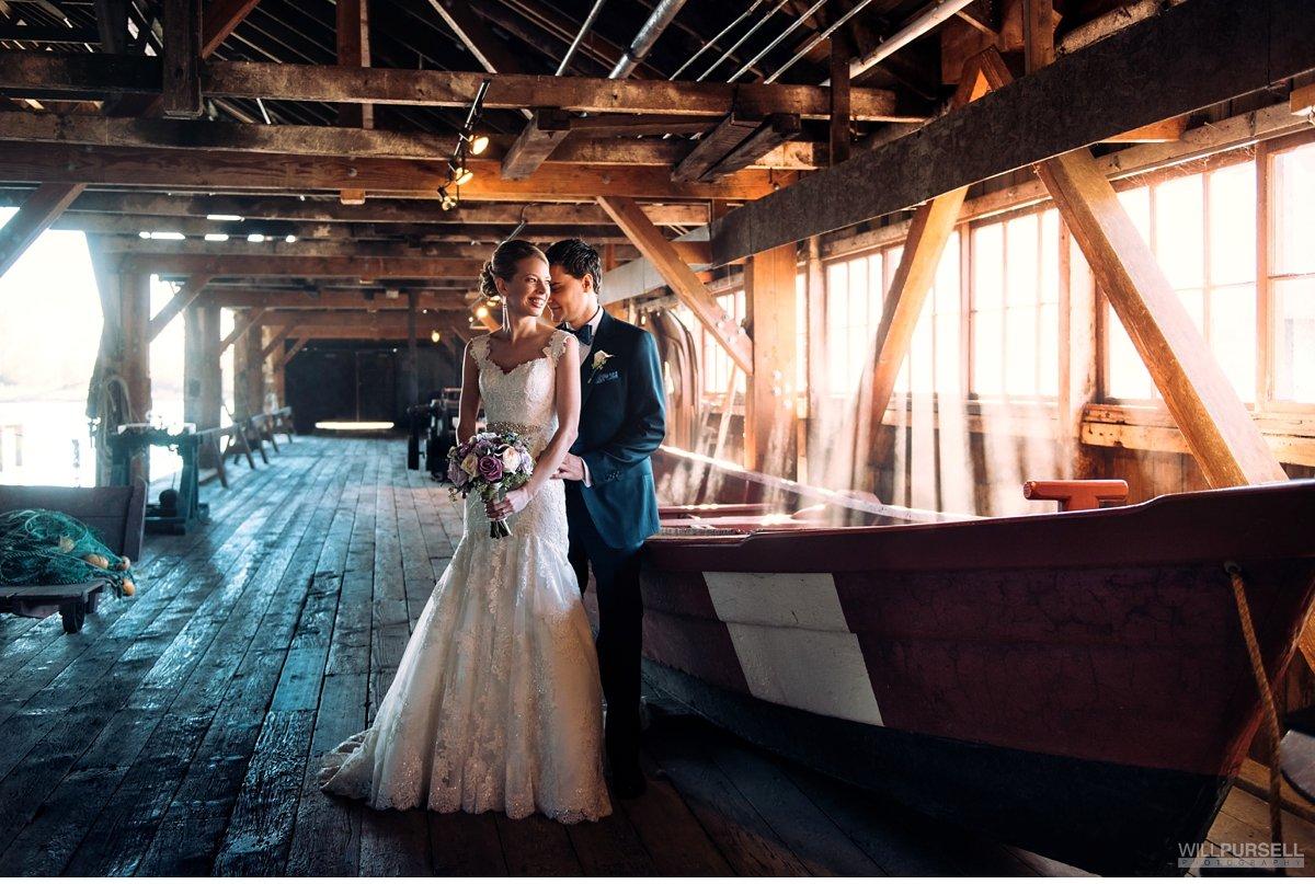 heritage shipyard wedding richmond