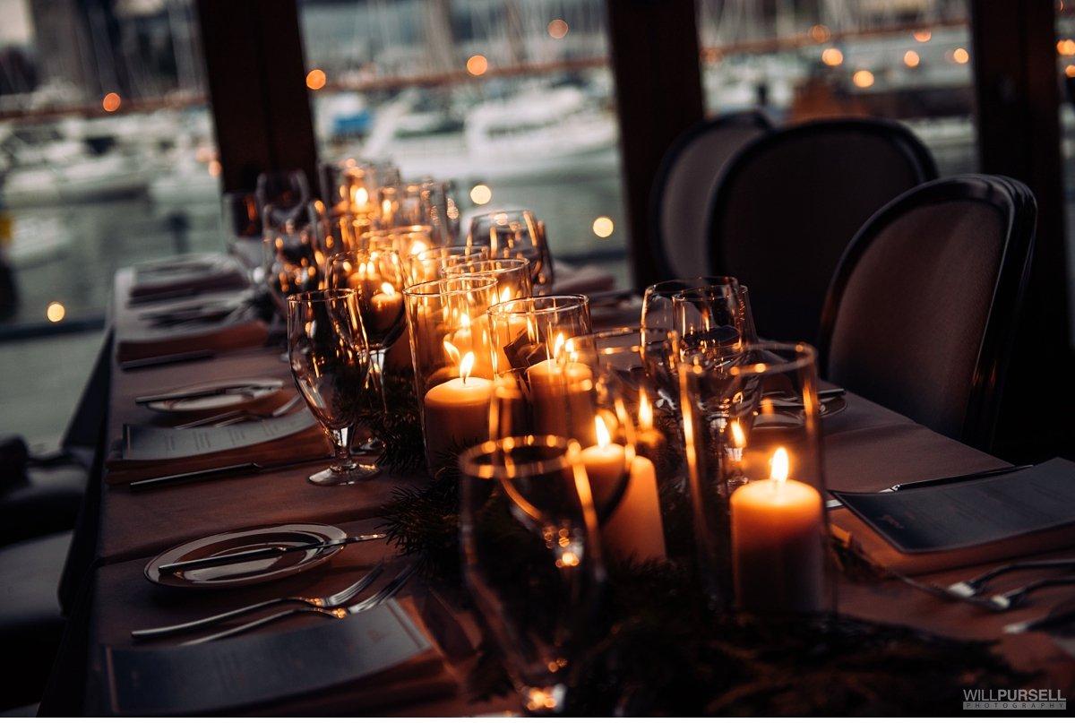 bridges restaurant wedding details