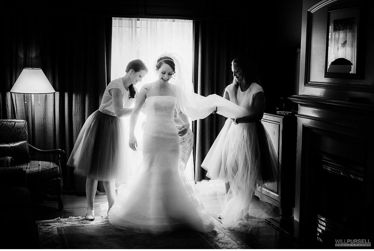 fairmont chateau whistler wedding