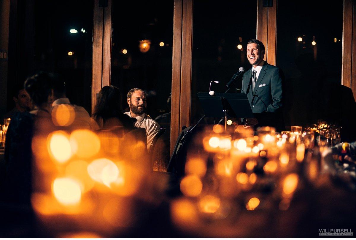 bridges restaurant wedding reception