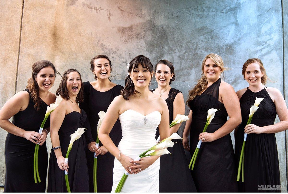 stanley park bridesmaids