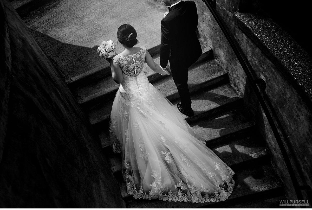 stanley park lighthouse wedding