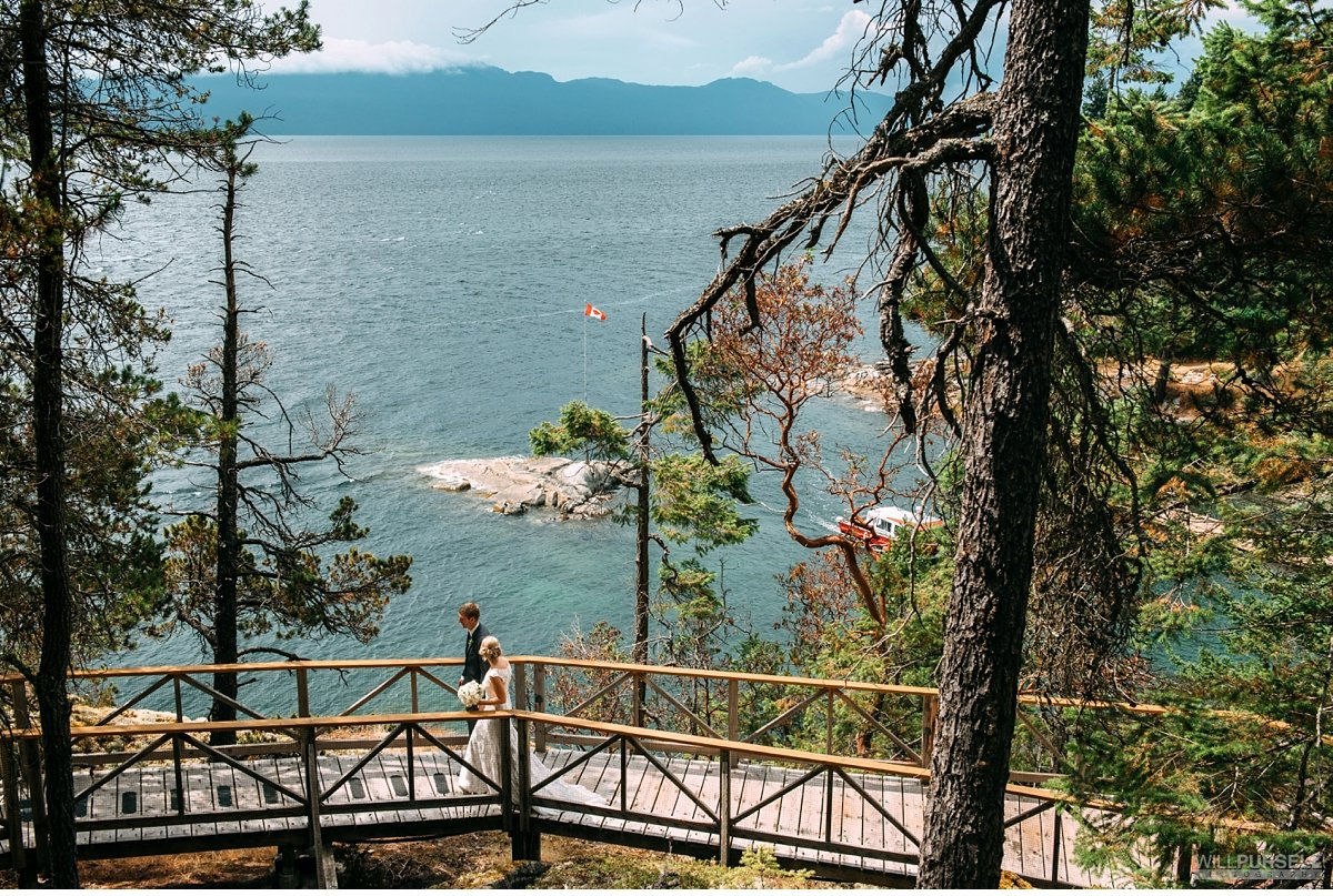 rockwater secret cove resort wedding