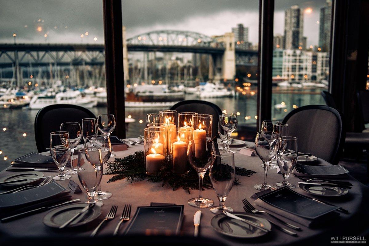 bridges restaurant wedding