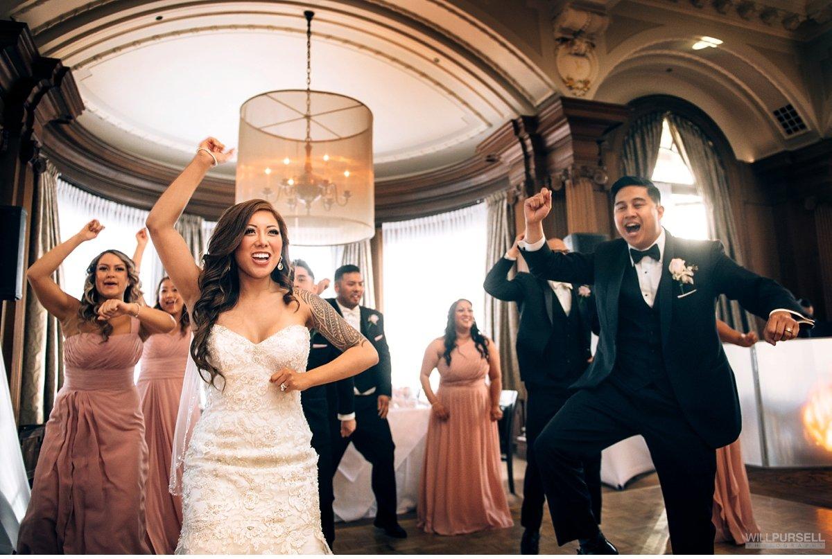 vancouver club wedding photographer
