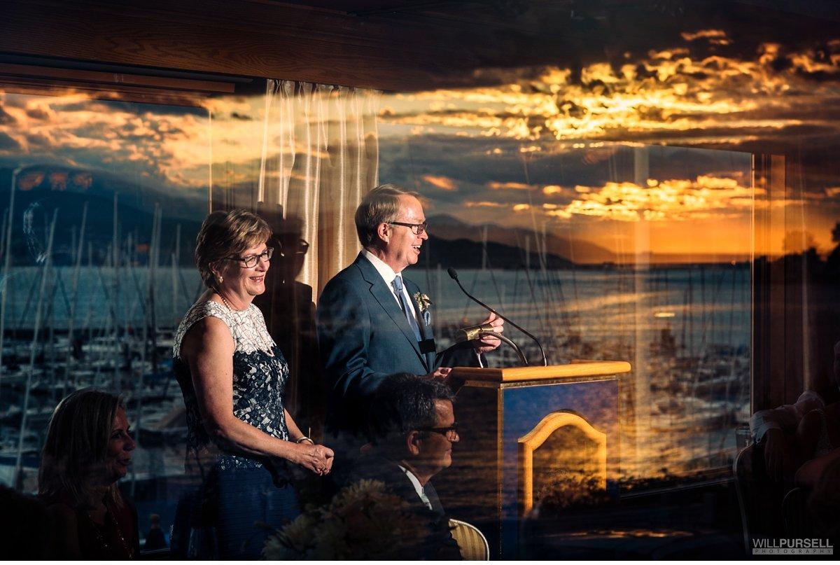 vancouver yacht club wedding