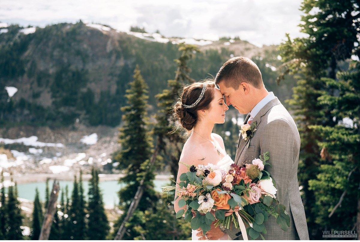 whistler mountain wedding photographer