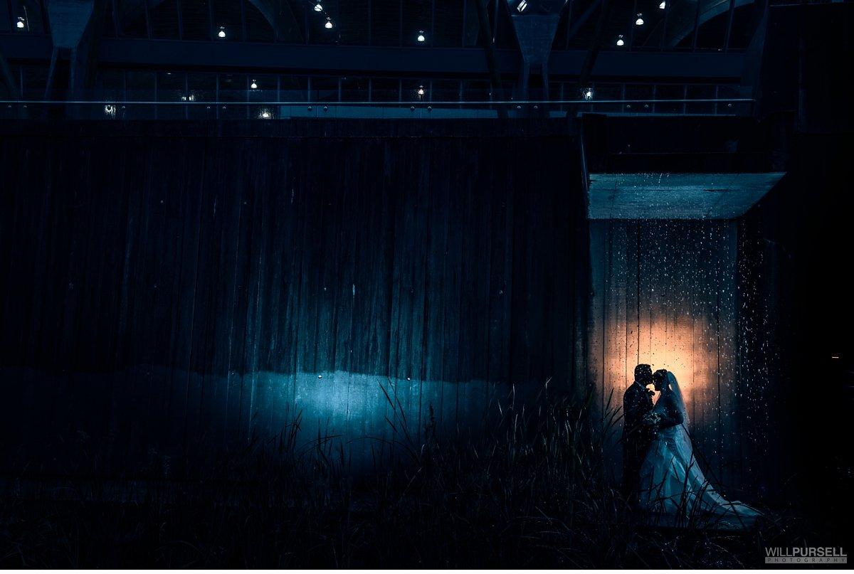 richmond oval wedding photo