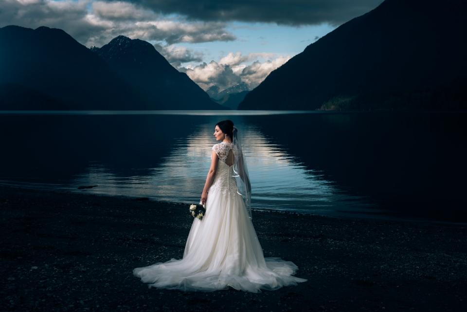 Golden Ears Park Alouette Lake Wedding