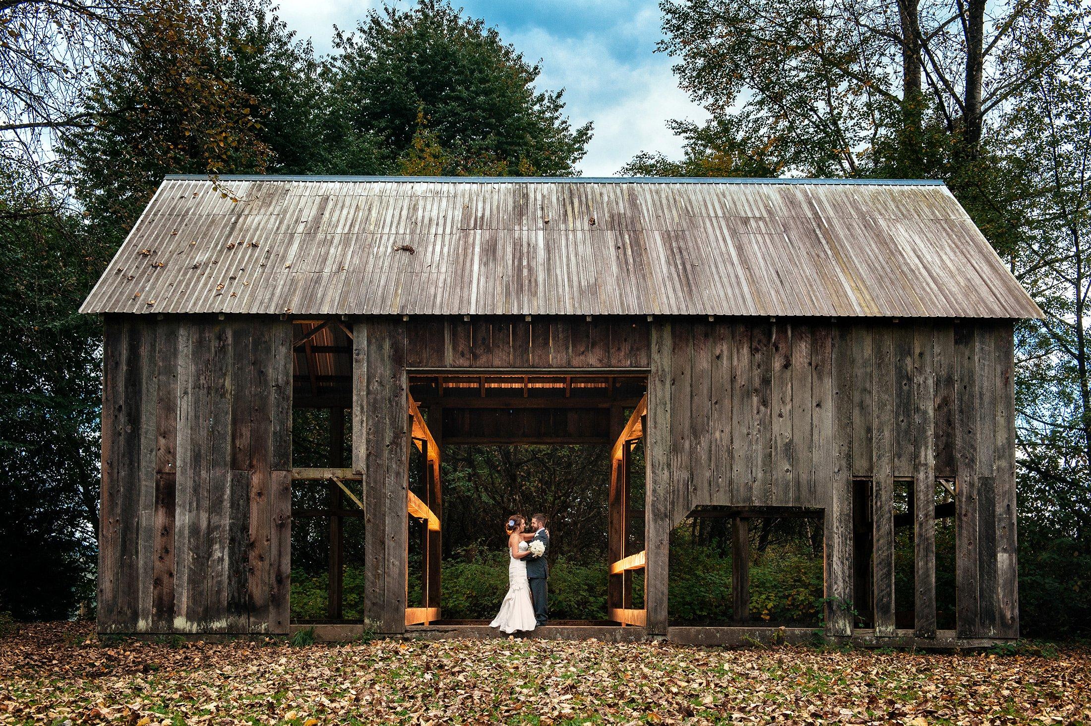 barn weddings vancouver