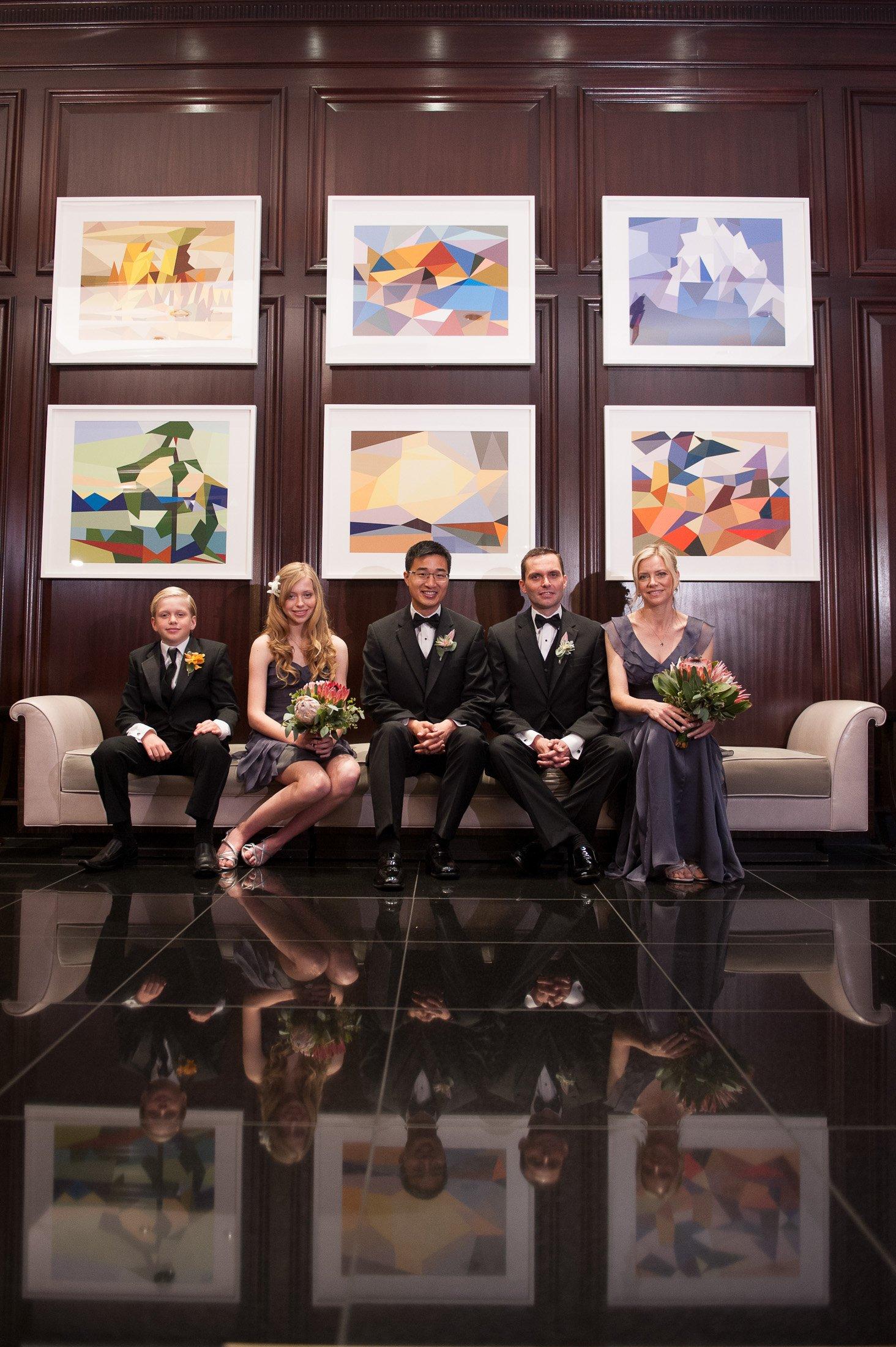 036 Rosewood Hotel Georgia group photos