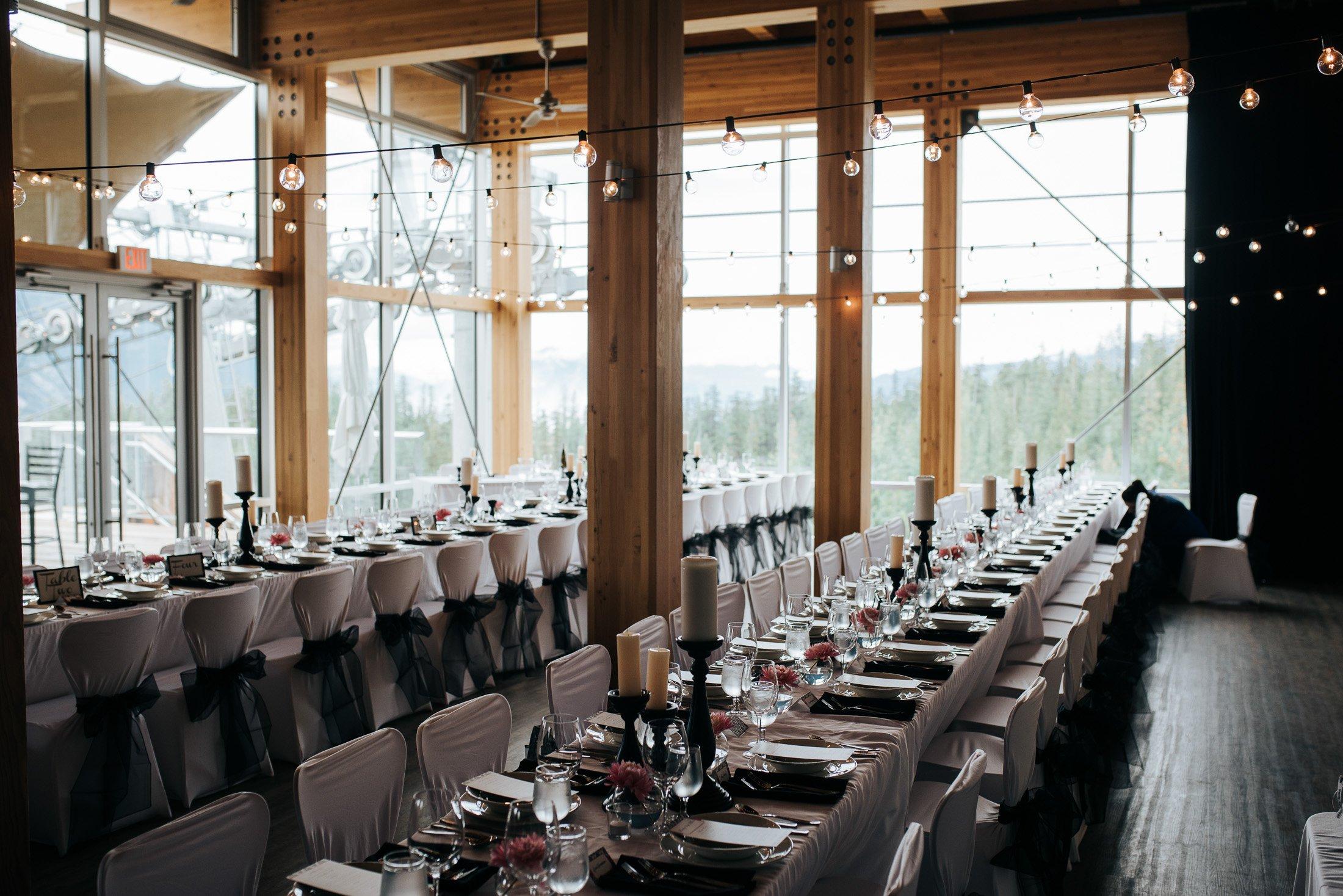 Rustic Weddings Squamish Venues