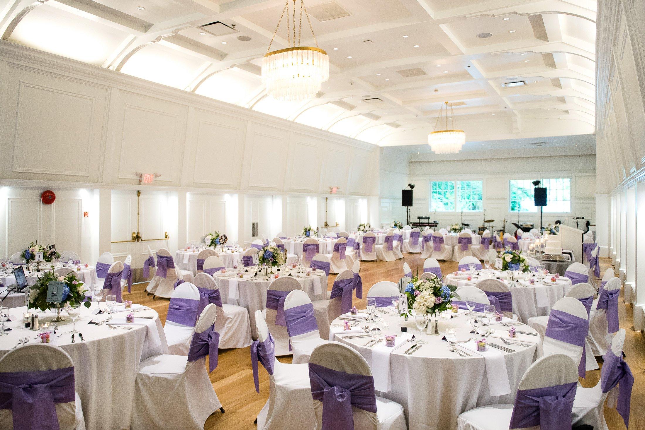 Stanley Park Wedding Venue
