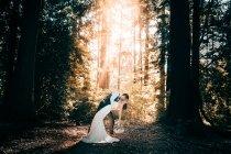 012 - forest wedding photos