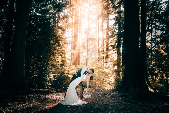 012 - forest wedding photos