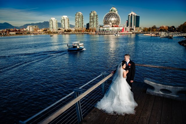 015 - science world wedding photos