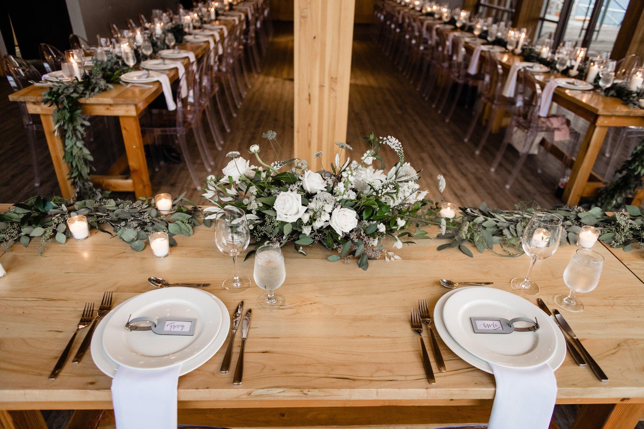 025 - rustic mountain wedding details