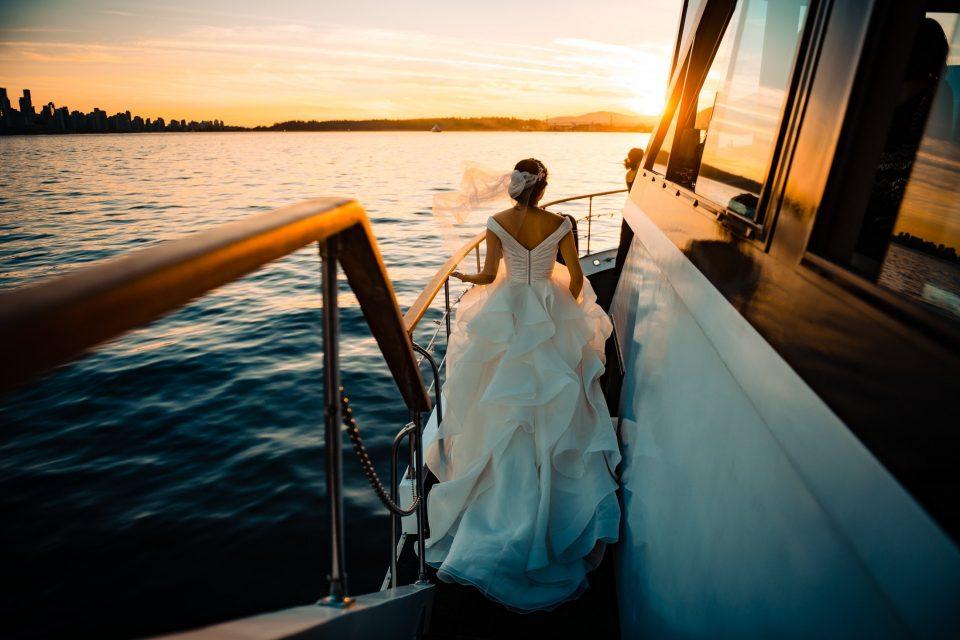 031 - boat wedding vancouver