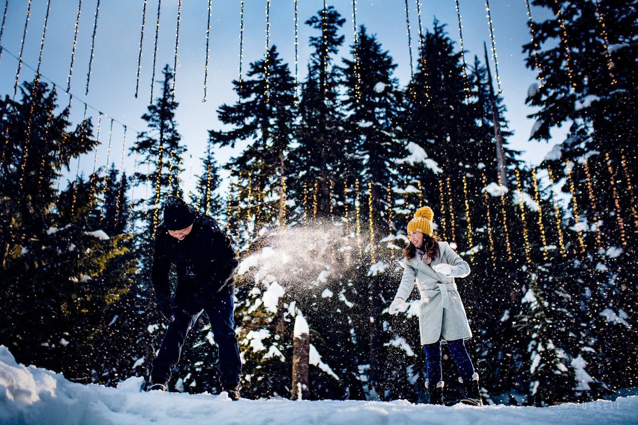 010 - winter engagement vancouver