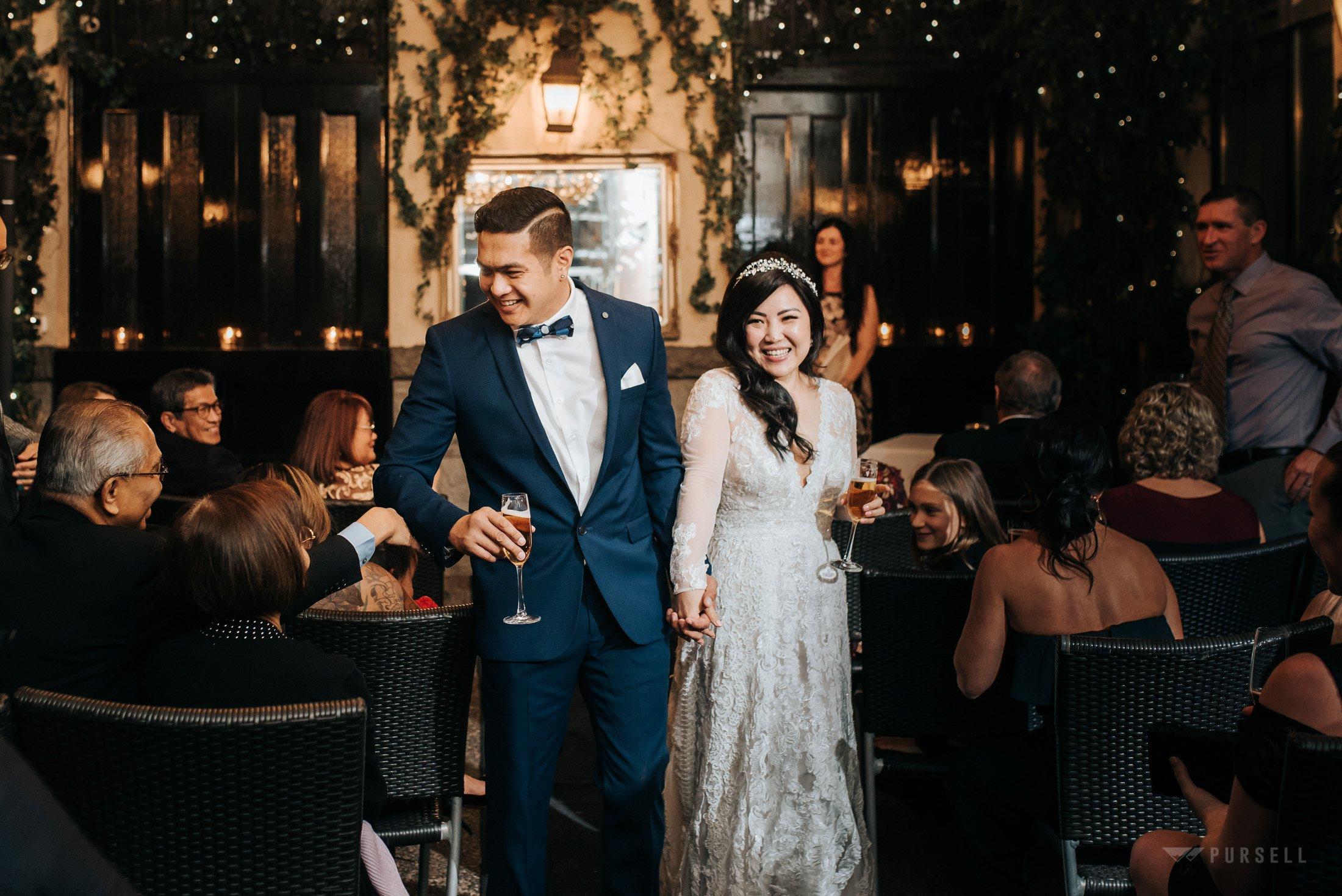 013 - small wedding at brix and mortar