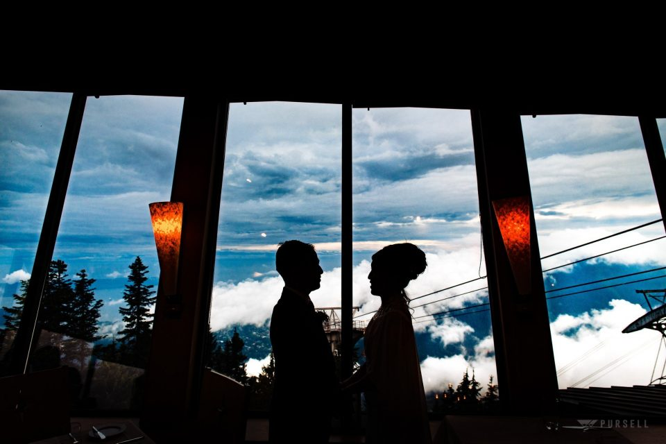016 - wedding at grouse mountain
