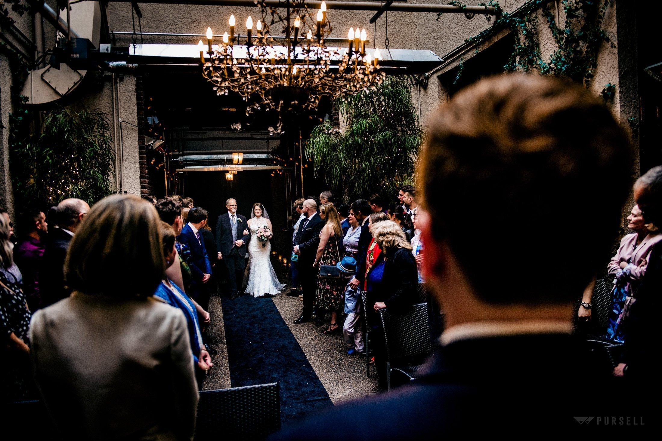 023 - brix and mortar wedding ceremony