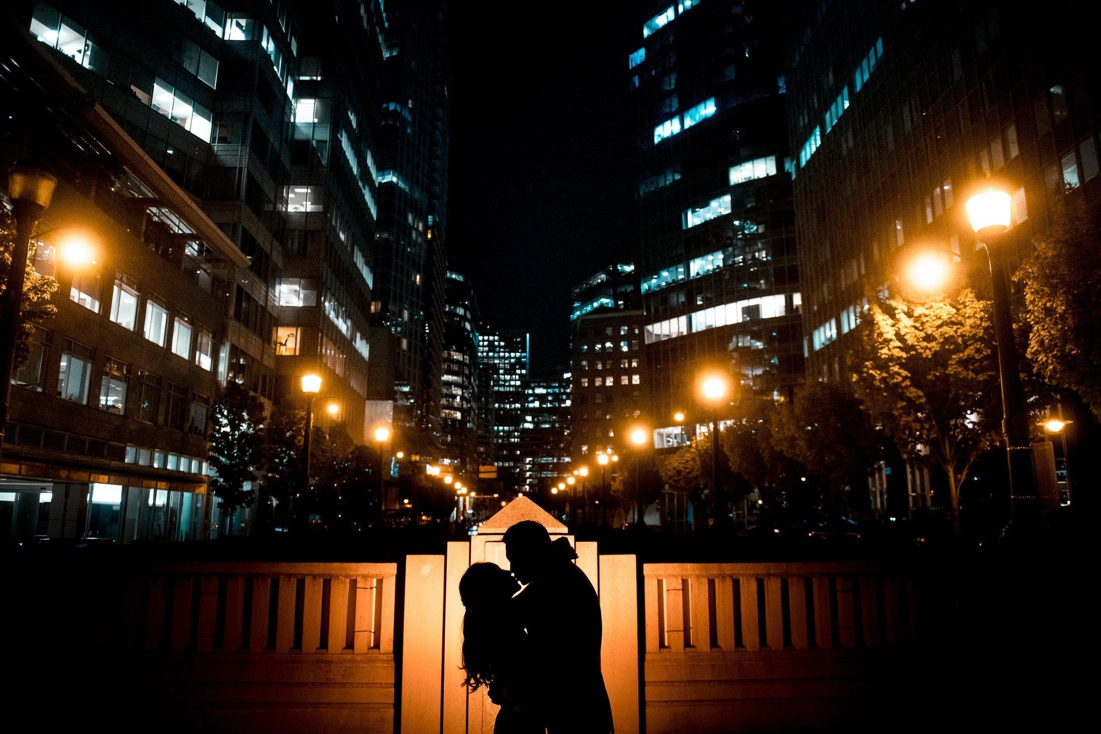 037 - city night photos vancouver