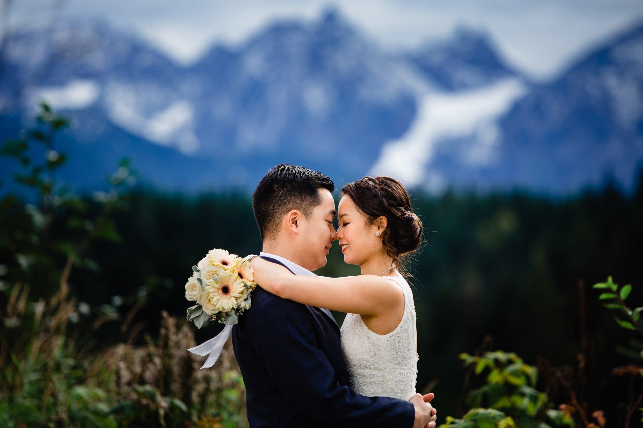 002 - fraser valley mountain elopement