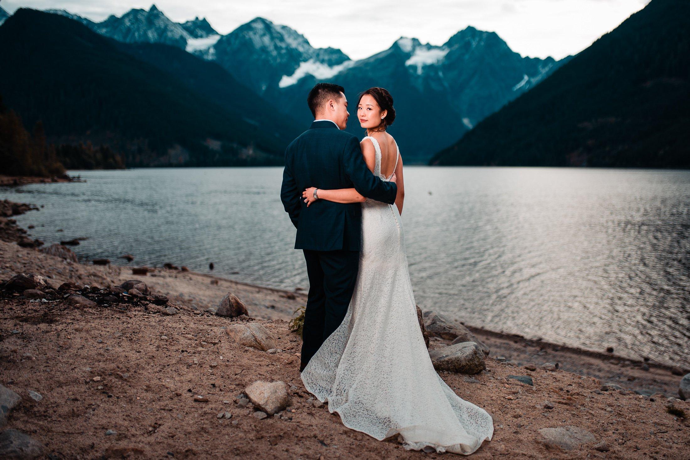007 - mountain adventure elopement