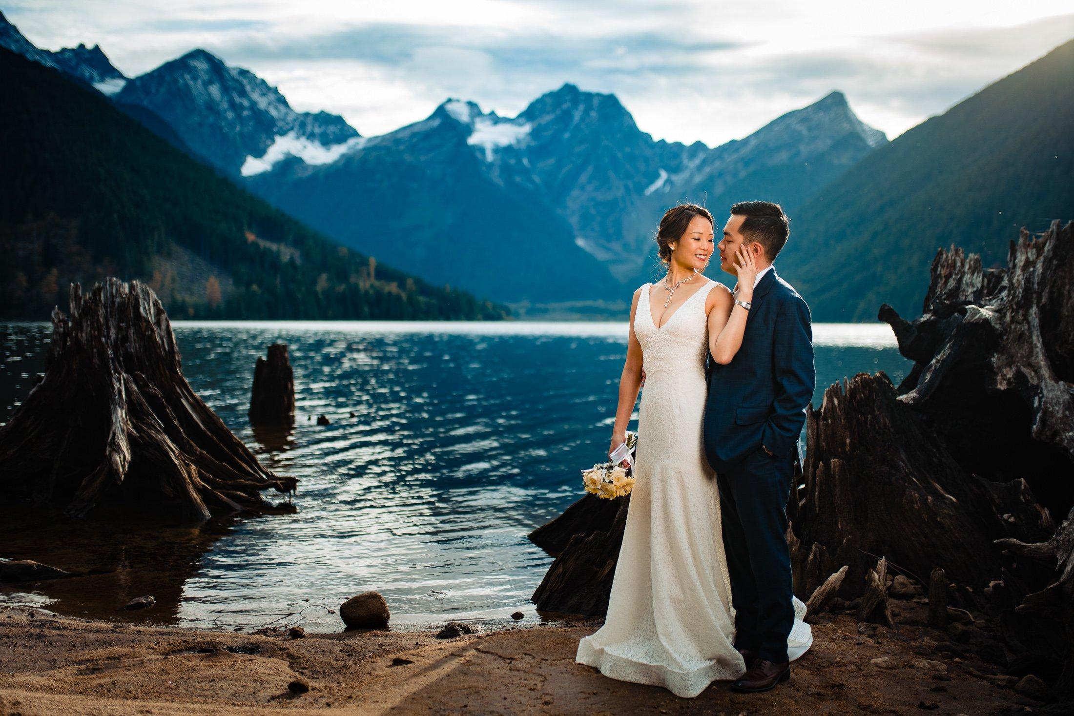 014 - lower mainland adventure mountain elopement