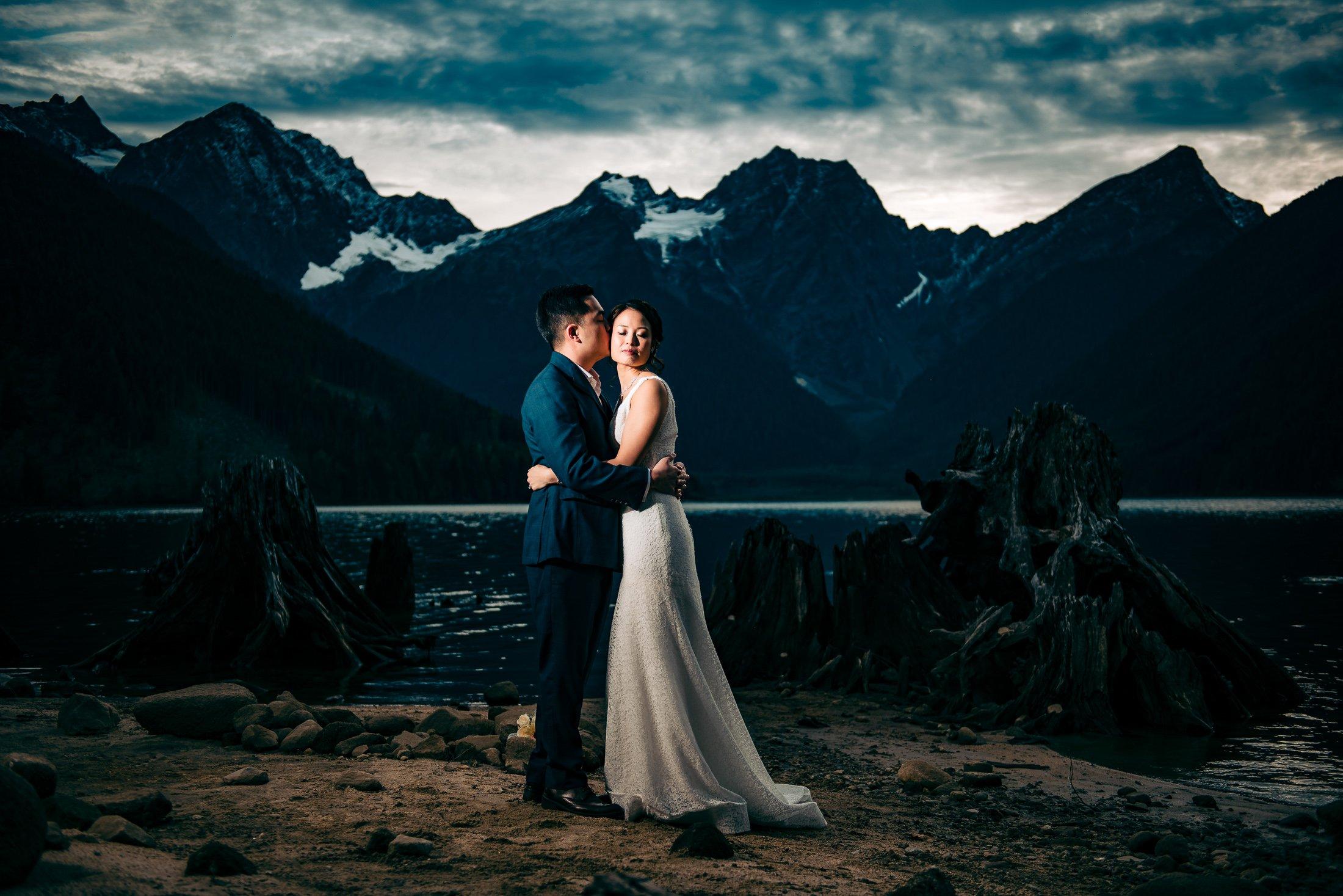 016 - mountain elopement bc